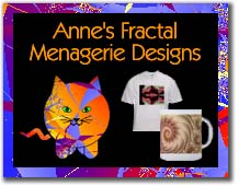 Go to Anne's Fractal Menagerie Designs