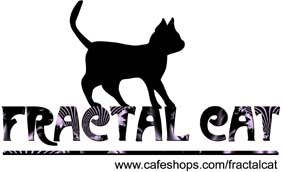 Go to Fractal Cat Logo Design products